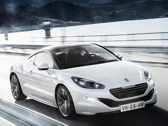 Компания Peugeot прекратила российские продажи купе RCZ