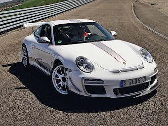 Экстремальный Porsche 911 сохранит атмосферный мотор