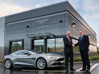 Aston Martin открыл в Великобритании второй технопарк