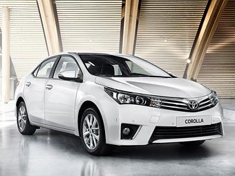 «Тойота» подняла рублевые цены на 20 процентов