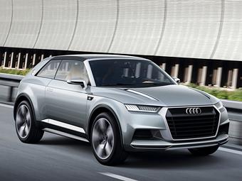 Audi поспорит с «Фиатом» из-за названий для кроссоверов