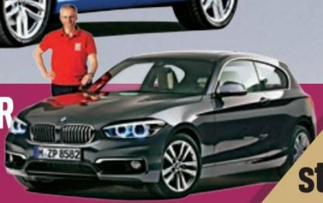 Одновременно с этим BMW опубликовала официальный тизер модели