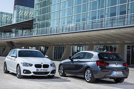 Хэтчбек BMW 1-Series получил светодиодные фары. Фото 4