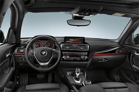 Хэтчбек BMW 1-Series получил светодиодные фары. Фото 5