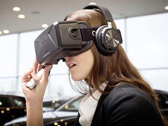 Audi предложит выбрать машину в очках виртуальной реальности