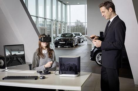Сконфигурированный автомобиль можно будет увидеть в 3D-графике. Фото 1