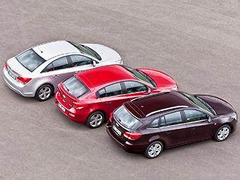 Машины Chevrolet и Opel подорожали в России