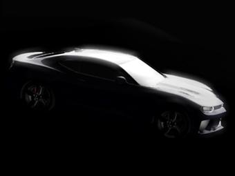 Компания Chevrolet показала силуэт нового «Камаро»