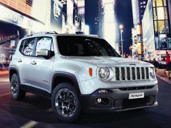 В Jeep задумались о кроссовере меньше Renegade
