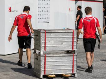 """Перенос распродажи имущества оставил """"Марусе"""" шанс вернуться в Формулу-1"""