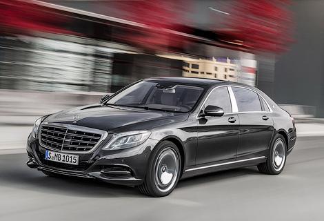 Немцы задумались о самой роскошной версии E-Class следующего поколения