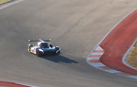 Опубликованы первые снимки спортпрототипа Nissan класса LMP1. Фото 1