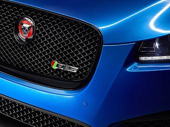 Jaguar подтвердил новое название «заряженных» моделей