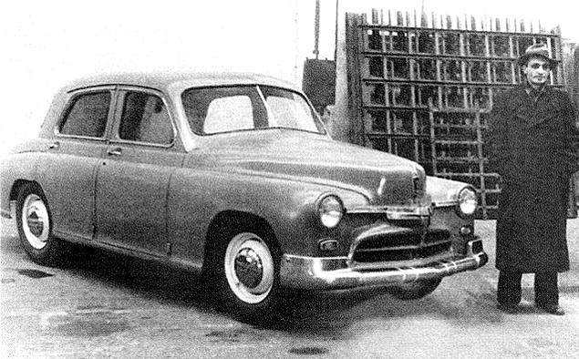 Как могли бы выглядеть известные советские автомобили. Фото 3