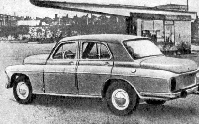 Как могли бы выглядеть известные советские автомобили. Фото 4