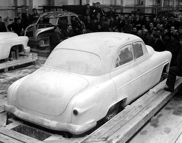 Как могли бы выглядеть известные советские автомобили. Фото 13