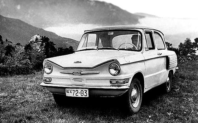 Как могли бы выглядеть известные советские автомобили. Фото 20