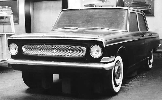Как могли бы выглядеть известные советские автомобили. Фото 26