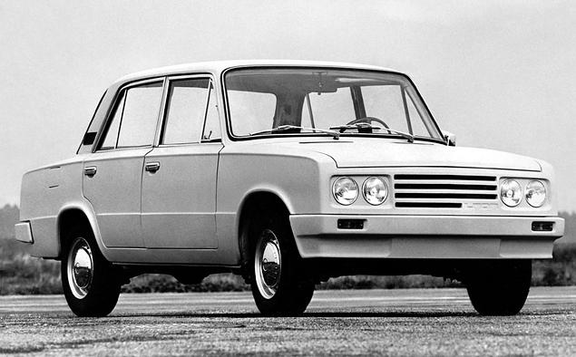 Как могли бы выглядеть известные советские автомобили. Фото 31