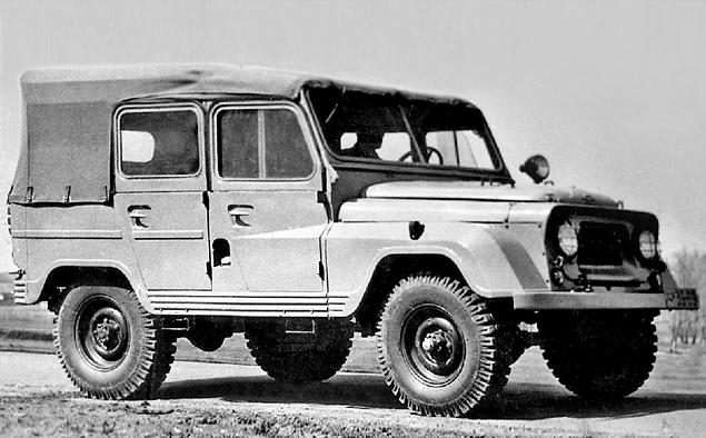 Как могли бы выглядеть известные советские автомобили. Фото 36