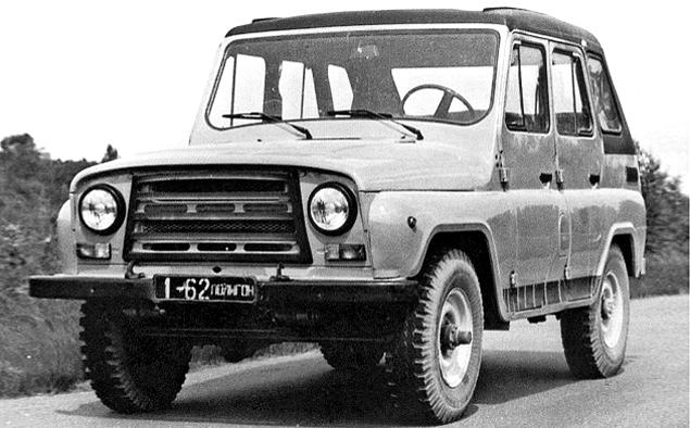 Как могли бы выглядеть известные советские автомобили. Фото 38