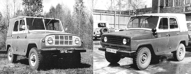 Как могли бы выглядеть известные советские автомобили. Фото 39