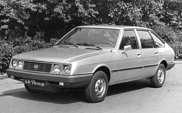 Как могли бы выглядеть известные советские автомобили. Фото 44