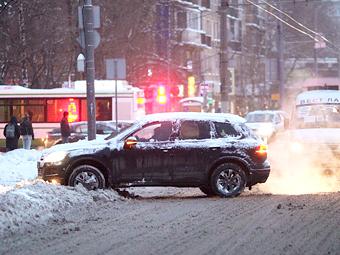 Нарушители ПДД помогут планировать постройку московских дорог