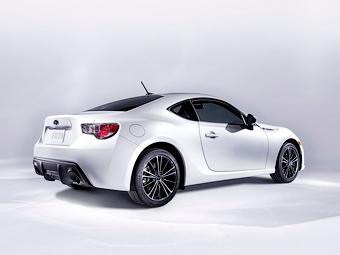 Subaru будет продавать в России BRZ с учетом сезонности