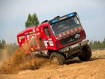 Минский автозавод будет выпускать гоночные грузовики