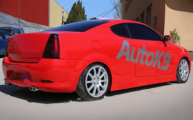 Как тюнингуют недорогие автомобили. Фото 9