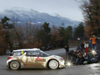 Леб отметил возвращение в WRC победой на шейкдауне Ралли Монте-Карло