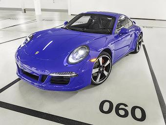 Для клуба владельцев Porsche в США сделали особый 911-й