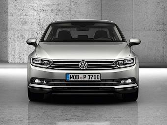 Предвестника нового Volkswagen Passat CC покажут в Женеве