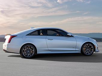 """""""Горячие"""" модели Cadillac станут полноприводными гибридами"""