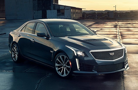 GM разработает новую систему полного привода для Cadillac и Chevrolet