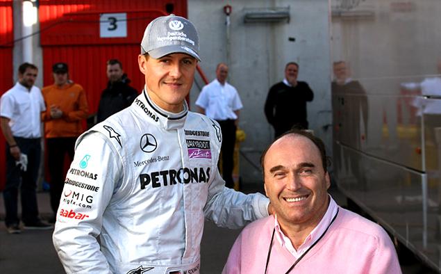 Почему FIA и семья Шумахера объявили войну парализованному экс-пилоту. Фото 18
