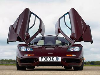 Мистер Бин решил продать свой McLaren F1 за 12 миллионов долларов