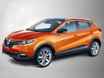 В Renault определились с названием для конкурента «Кашкая»