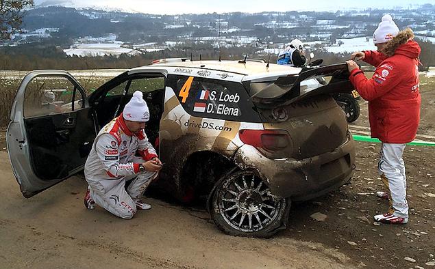 Потеснить пилотов Volkswagen на подиуме Ралли Монте-Карло не смог никто. Фото 4