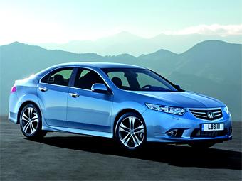 Honda оставит Европу без «Аккорда»