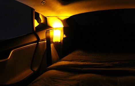 Ночь в «самом быстром отеле в мире» оценили в 85 долларов. Фото 2