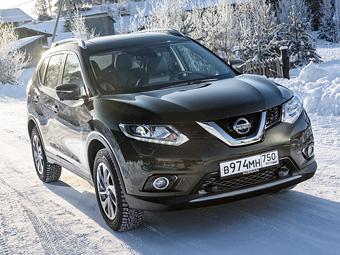 Nissan назвал стоимость нового X-Trail российской сборки