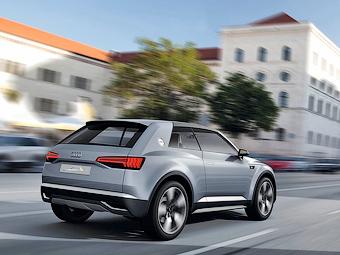 «Фиат» запретил Audi называть новый кроссовер Q2
