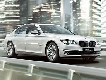 Компания BMW подняла российские цены третий раз за месяц