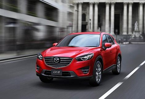 У дилеров появятся рестайлинговые Mazda6 и CX-5