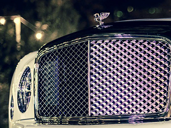 Bentley предложит катарцам «королевский» Mulsanne