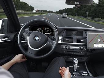 Немецкий автобан приспособят для машин-беспилотников
