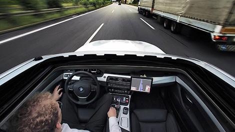 Трассу между Мюнхеном и Берлином отдадут для тестов машин с автопилотами. Фото 2