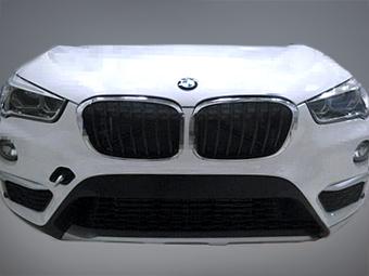Опубликованы первые снимки BMW X1 нового поколения